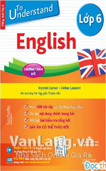 To understand English lớp 6