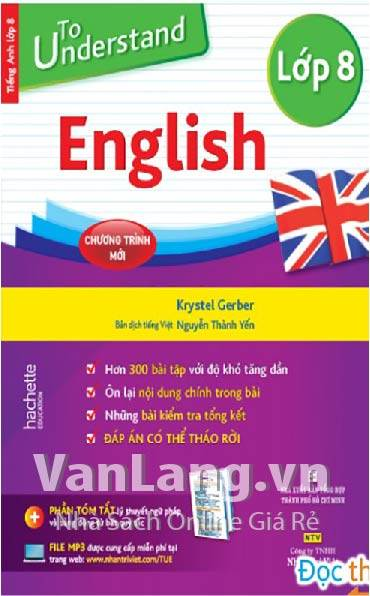 To understand English lớp 8